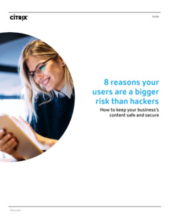 8 Reasons Your Users Are a Bigger Risk than Hackers