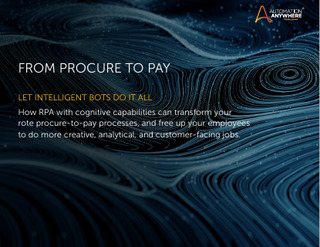 Free eBook: From Procure to Pay