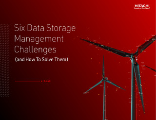 Six Data Storage Management Challenges (and How To Solve Them)