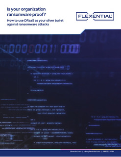 Is Your Organization Ransomware Proof?