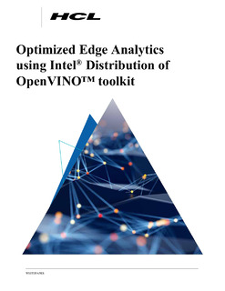 Optimizing Edge Analytics to Reduce Latency Issues in Inferencing