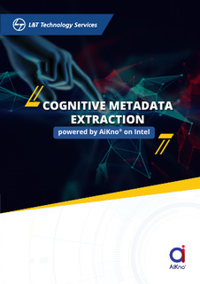 Cognitive Metadata Extraction to Enable Human-Edge in Machines