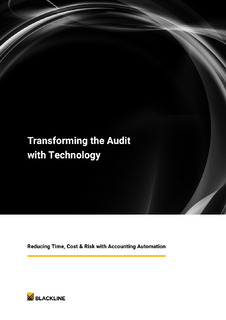 Transforming the Audit with Technology