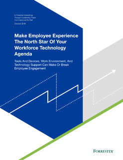 Make Employee Experience The North Star Of Your Workforce Technology Agenda