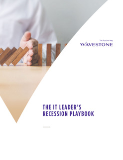 The IT Leader's Recession Playbook