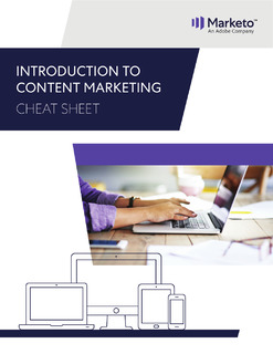 Introduction to Content Marketing Cheat Sheet