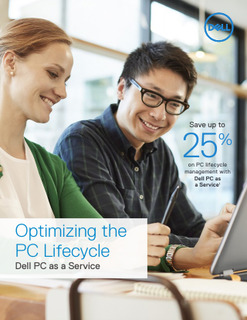 Optimizing the PC Lifecycle