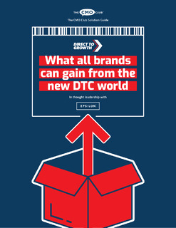 What all brands can gain from the new DTC world