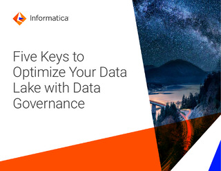 Five Keys to Optimize Your Data Lake with Data Governance