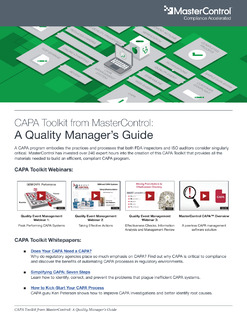 9 Free Resources to Boost Your CAPA Management System