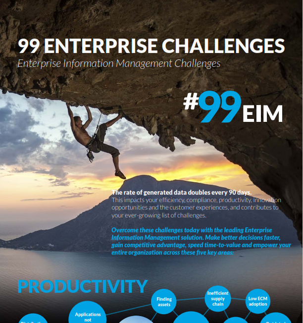 99 Enterprise Challenges