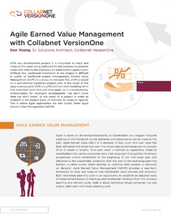 Agile Earned Value Management