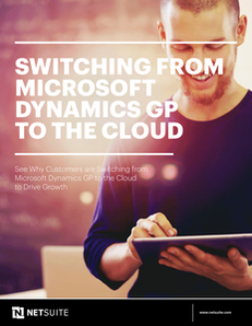 Switching from Microsoft Dynamics GP to the Cloud