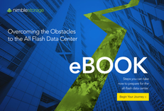 Overcoming the Obstacles to the All Flash Data Center