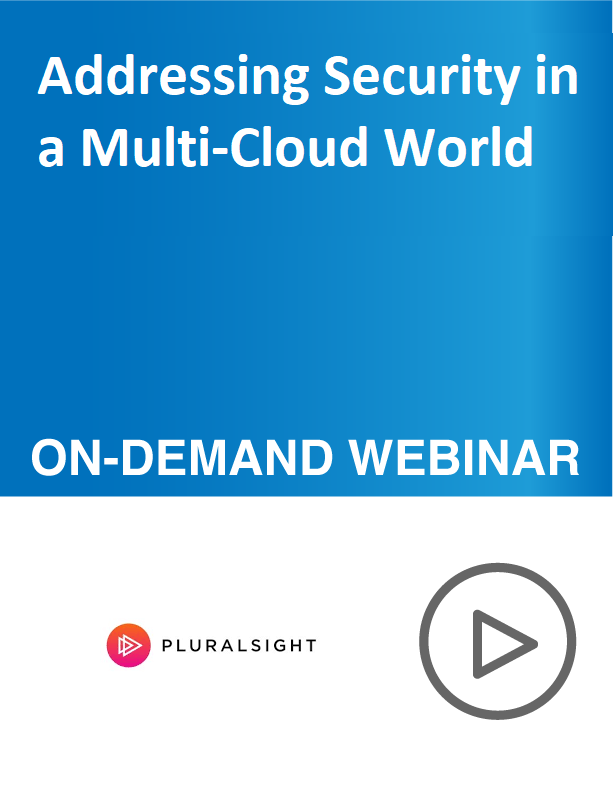 Addressing Security in a Multi-Cloud World