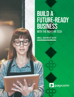 Build a Future-Ready Business with the Right HR Tech