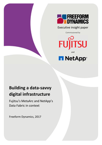 Building a Data-Savvy Digital Infrastructure