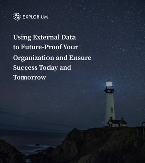 Using External Data to Future Proof Your Organization and Ensure Success Today and Tomorrow