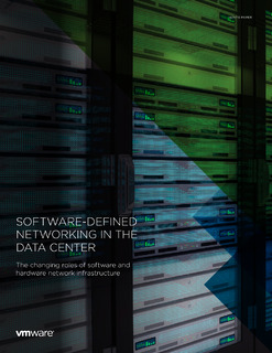 Software-Defined Networking in the Data Center