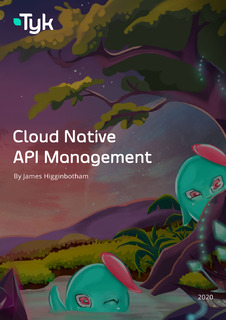 API Management in a Cloud-Native World