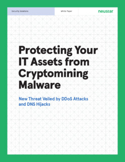 Protecting Your IT Assets from Cryptomining Malware