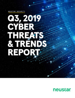 Q3 2019 Cyber Threats and Trends Report