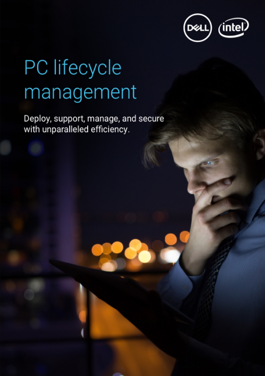 PC Lifecycle Management Interactive eGuide