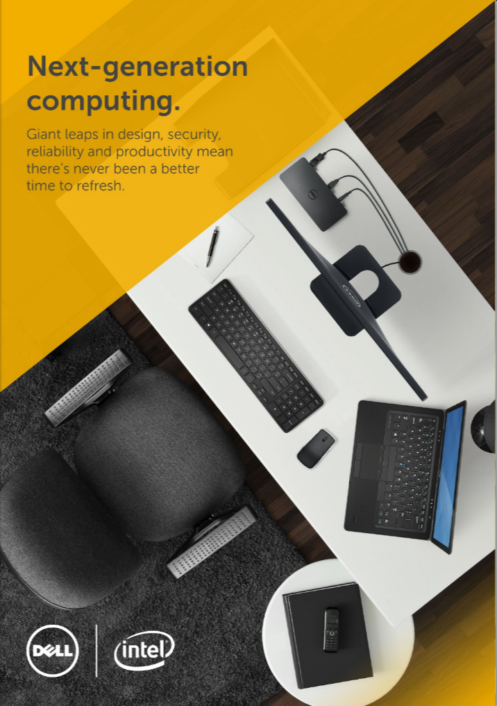 How the PC has evolved to help your organization become future-ready
