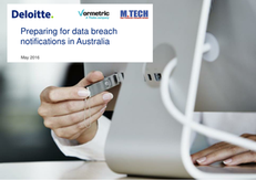 Preparing for Data Breach Notifications in Australia