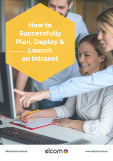 How to Successfully Plan, Deploy & Launch an Intranet