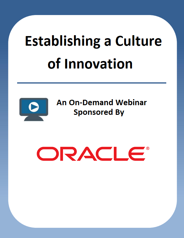Establishing a Culture of Innovation