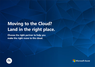 Moving to the Cloud? Land in the Right Place.