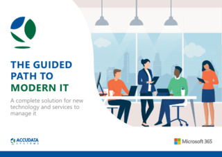 The Guided Path to Modern IT