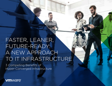 Faster, Leaner, Future Ready-A New Approach to IT Infrastructure