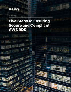 Five Steps to Ensuring Secure and Compliant AWS RDS