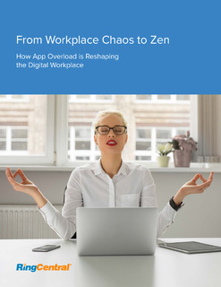 From Workplace Chaos to Zen – How App Overload is Reshaping the Digital Workplace