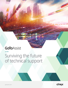 Surviving the Future of Technical Support