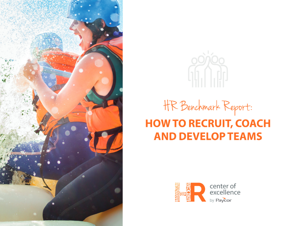 HR Benchmark Report: How to Recruit, Coach, and Develop Teams