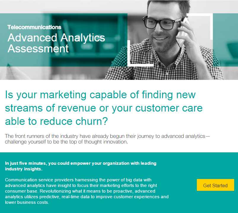 Find Out how Good Your Organization is at Analytics?