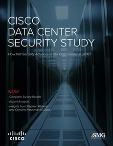 ISMG Cisco Data Center Security Study