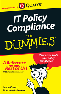 IT Policy Compliance for Dummies
