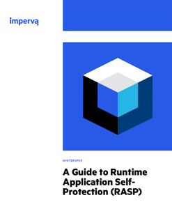 A Guide to RASP