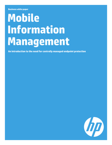 Introduction to Mobile Information Management