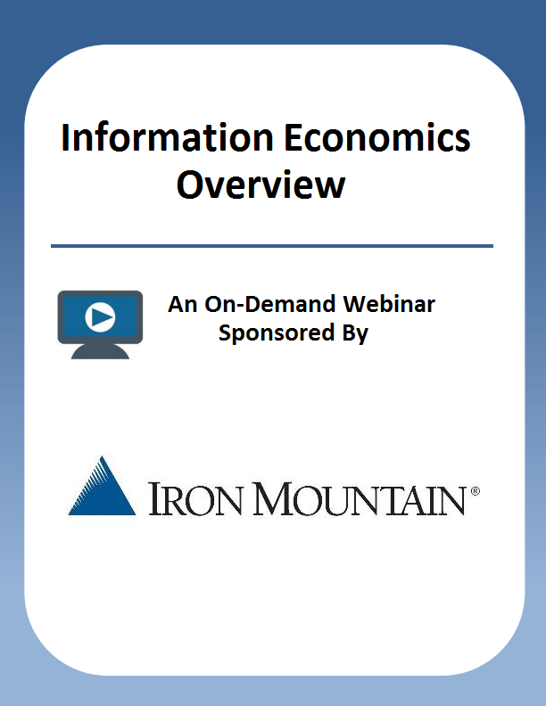 Information Economics Overview