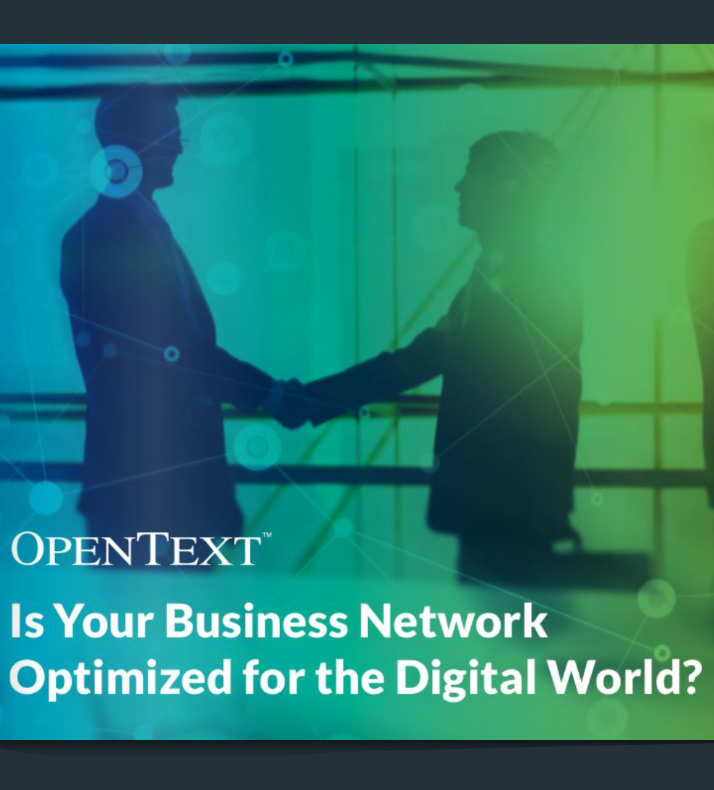 Is Your Business Network Optimized for the Digital World?