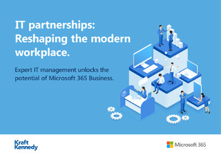 IT Partnerships: Reshaping the Modern Workplace