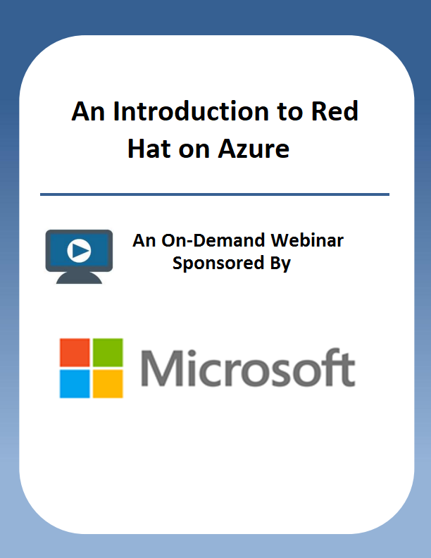 An Introduction to Red Hat on Azure
