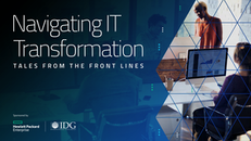 Navigating IT Transformation – Tales from the Front Lines