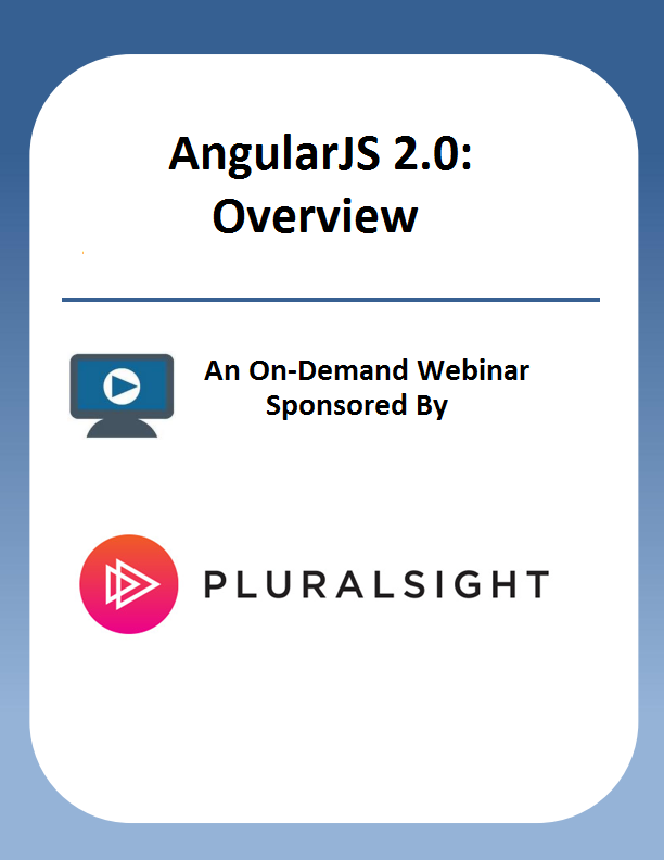 AngularJS 2.0: Overview