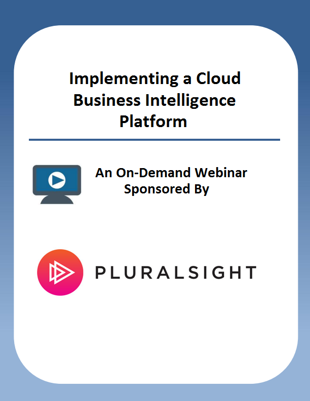 Implementing a Cloud Business Intelligence Platform